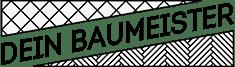 Dein Baumeister. Logo.